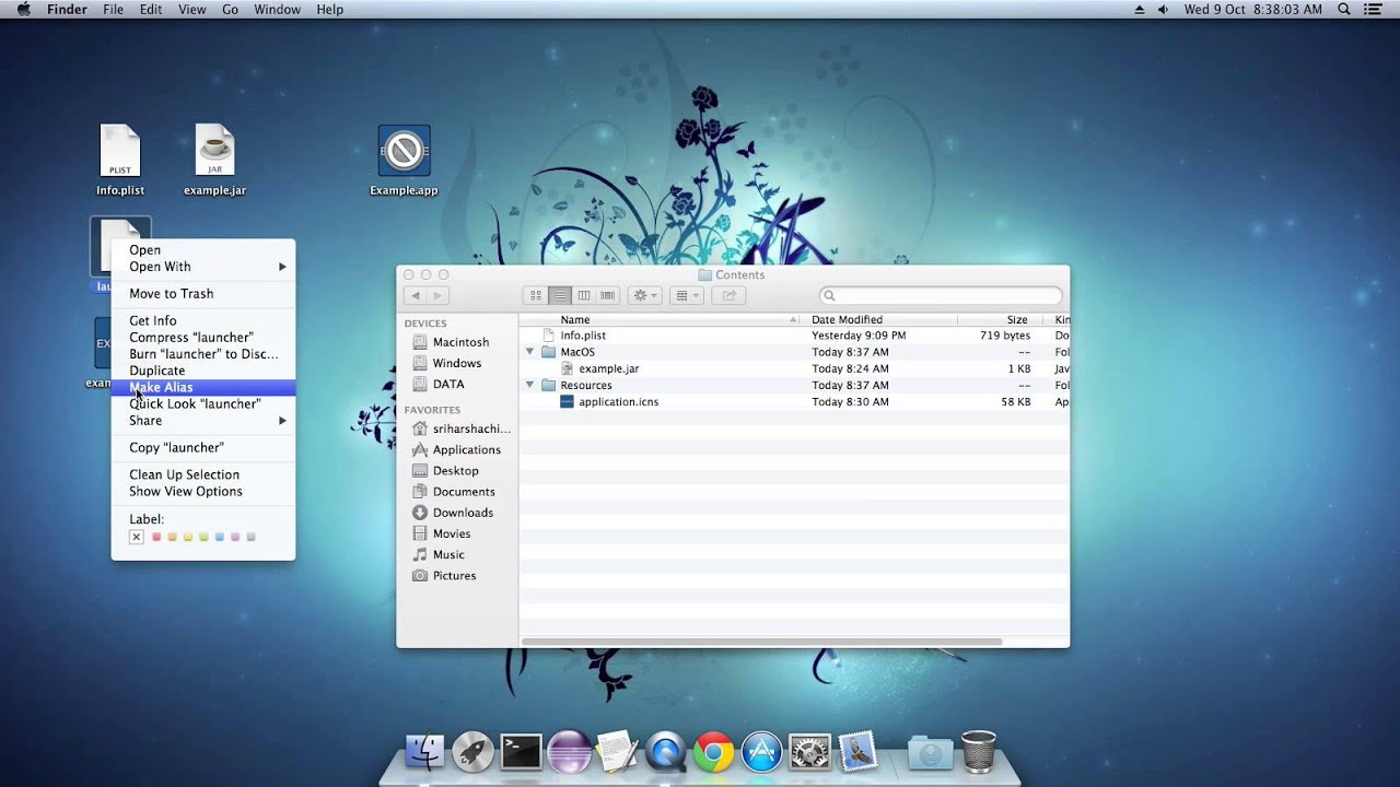how to run jar files on mac