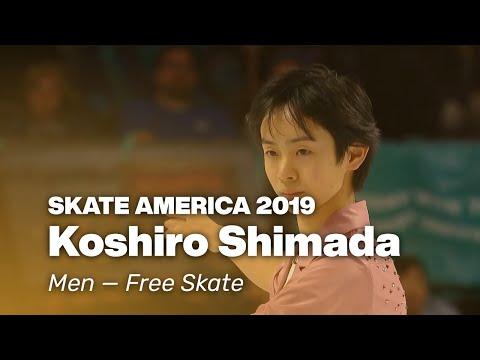 Skate America 2019 — Koshiro Shimada FS