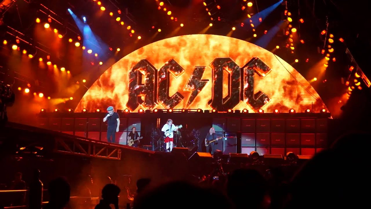 ac dc highway to hell live metlife stadium 08 26 2015 youtube. Black Bedroom Furniture Sets. Home Design Ideas
