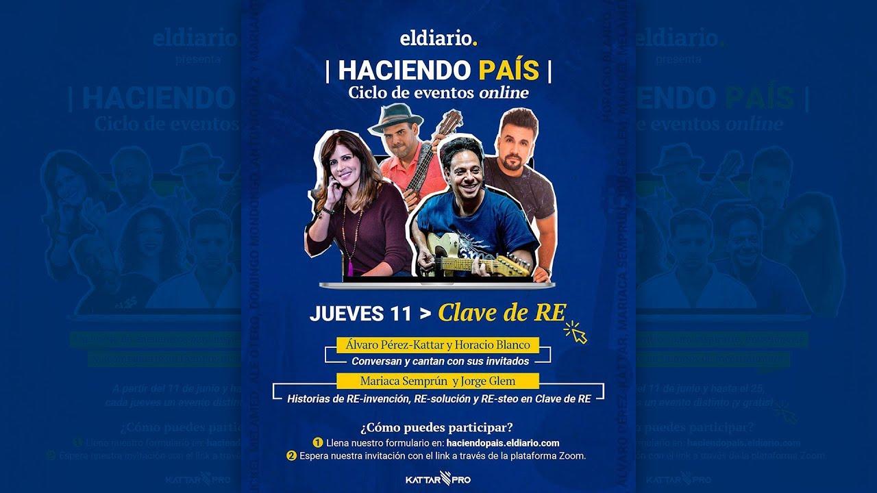 #ElDiarioHaciendoPais   Clave de RE   @eldiario