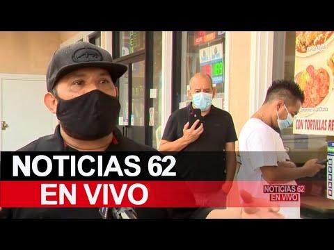 CONDADO DE ORANGE PASA A LA SEGUNDA FASE DE REAPERTURA – Noticias 62 from YouTube · Duration:  2 minutes 5 seconds