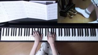 アニメ映画「夜は短し歩けよ乙女」主題歌、 使用楽譜;月刊ピアノ2017年4月22日、 ペダル動画付きで録画.
