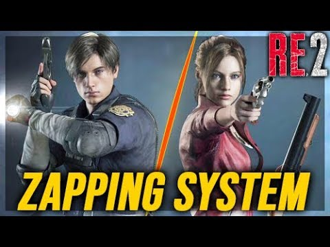 Resident Evil 2 Remake - Zapping System Returns? - Capcom Lied?