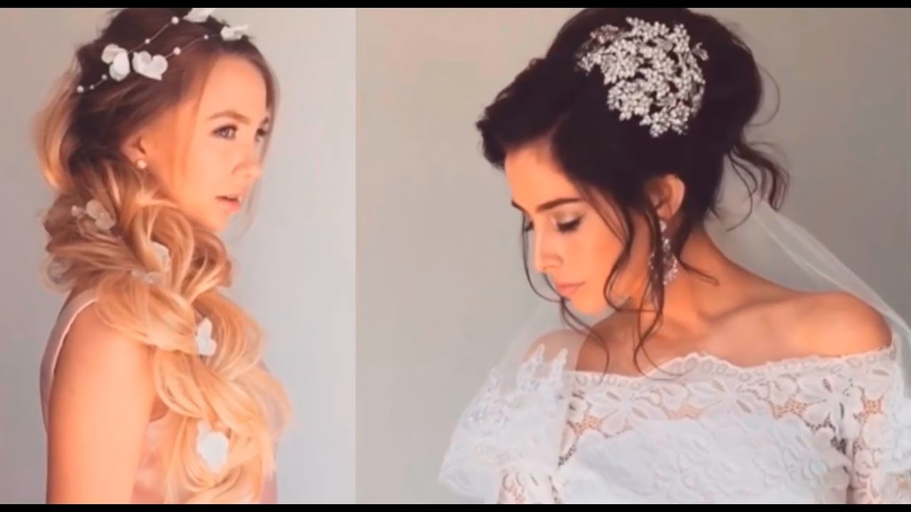 35 Wedding Updo Hairstyles For Long Hair From Ulyana Aster: Top Bridal Hairstyles Ulyana Aster