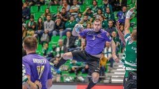 Dmitrii Santalov 2018-2019 Champions League