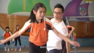 Viu TV  訪問油麻地天主教小學體操隊
