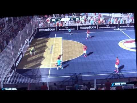 Demo Fifa Football Psvita E Fifa Street Ps3 Commentate Da Bruno Longhi...