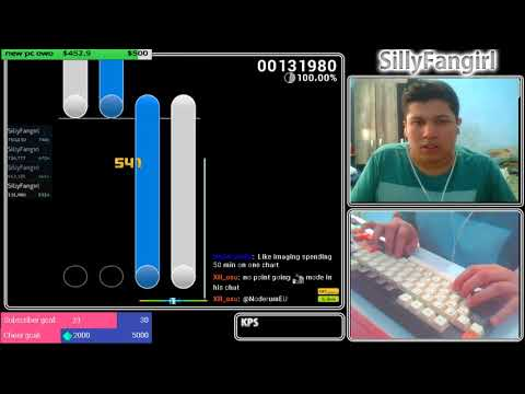 osumania northernlimit featSenzaiUnlimited - 9505% S