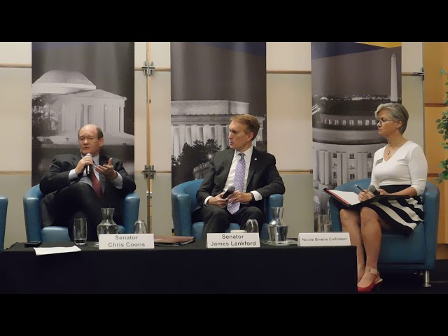 6/13/19: Senators Chris Coons and James Lankford on Tariffs and Trade- Part 2