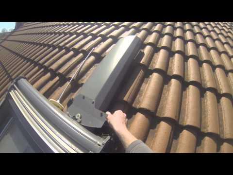 full download velux einbauvideo solar rollladen ssl. Black Bedroom Furniture Sets. Home Design Ideas