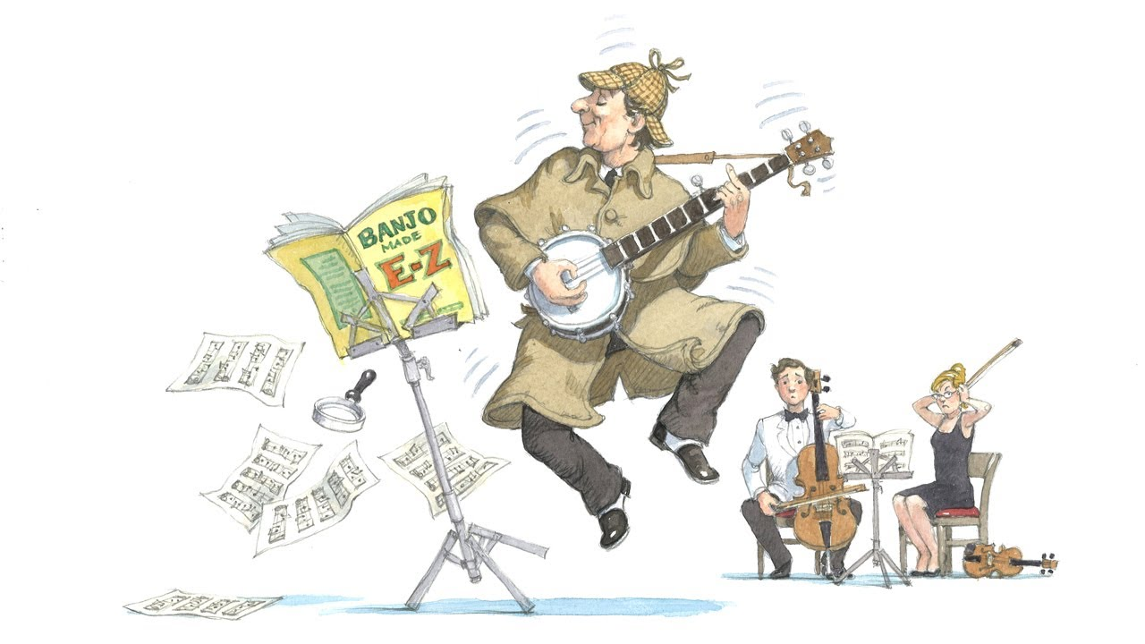Beethoven, Brahms, and a Banjo - CMS Meet the Music!