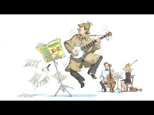 Meet the Music! Beethoven, Brahms, and a Banjo: Trailer 1