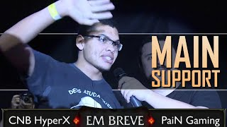 Repeat youtube video MAIN SUPPORT ♫ | Mano Yi & Wukong MC ft. Espeon