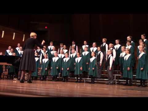 Cantaré Children's Choir Calgary:  The Arrow and the Song