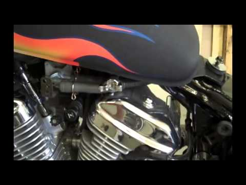 hqdefault honda shadow vlx 600 400 remove gas tank youtube Shadow 600 UAV at bakdesigns.co