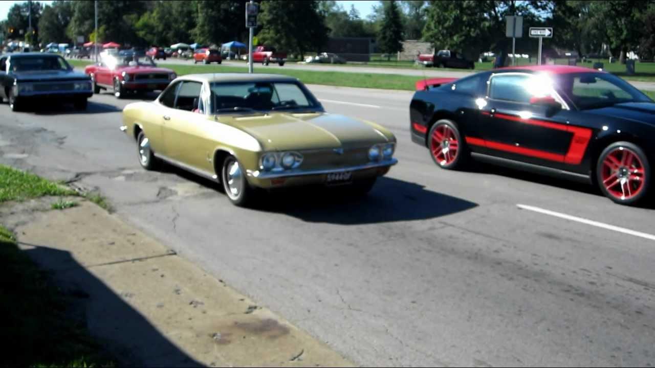 2012 Dream Cruise - Woodward Ave., Royal Oak, Michigan (Classic Cars ...