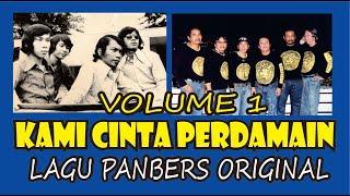 Kami Cinta Perdamaian Lagu Panbers Original Album Volume 1