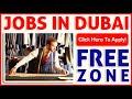 FREE VISA FREE TICKET JOBS IN UAE | DUBAI JOBS 2018