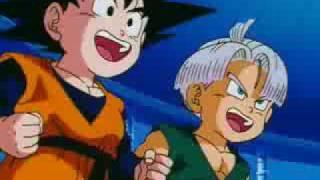 Goku Le Muestra A Goten Y A Trunks La Transformacion Del Super Sjj3