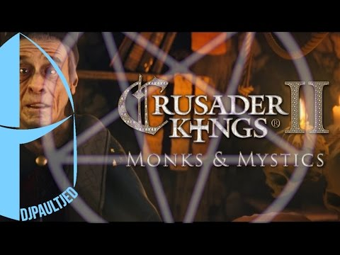 Dominican Order! Let's Play Crusader Kings II Monks and Mystics DLC episode 16 |