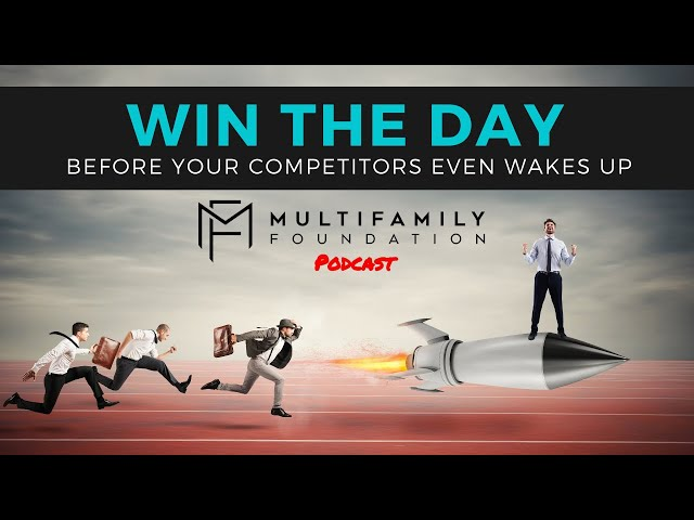 Win The Day Before Your Competitors Even Wakes Up
