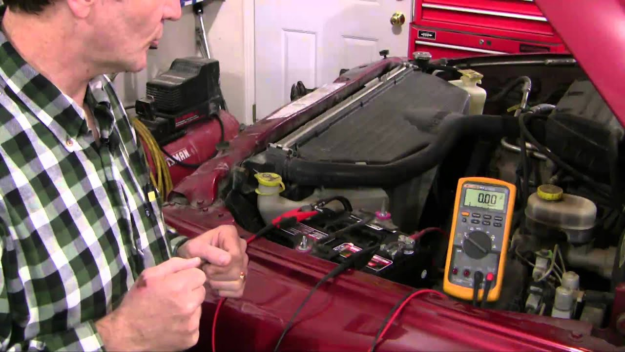 2014 Dodge Avenger Fuse Box How To Diagnose Amp Replace A Bad Starter Motor Youtube