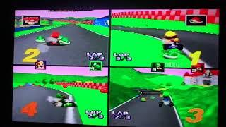 Mario Kart 64-Come Back Here