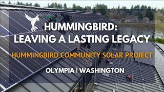 HUMMINGBIRD: Leaving A Lasting Legacy (Official Short Documentary)