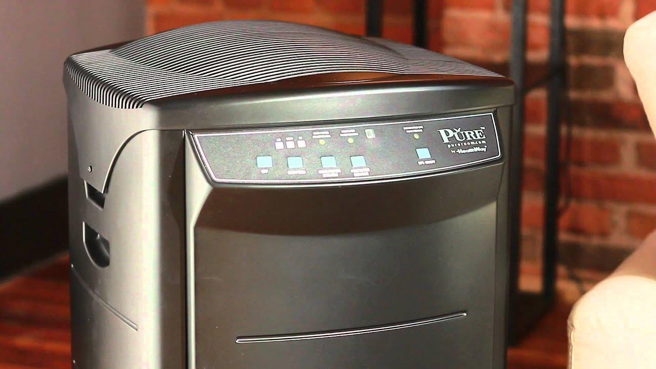 Pure Air Cleaner : Air purifier youtube