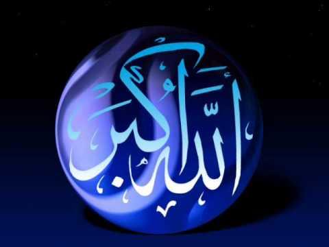 Takbeer ALLAHUAKBAR ALLAHUAKBAR (non stop)