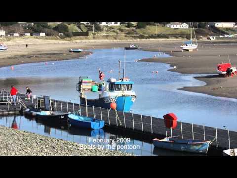 Teifi Estuary: Changes over Time