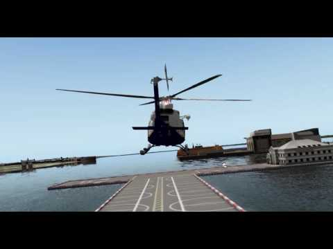 Bell-412 - Downtown Manhattan Heliport (KJRB)