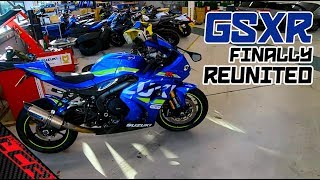 Collecting The GSXR | VLOG