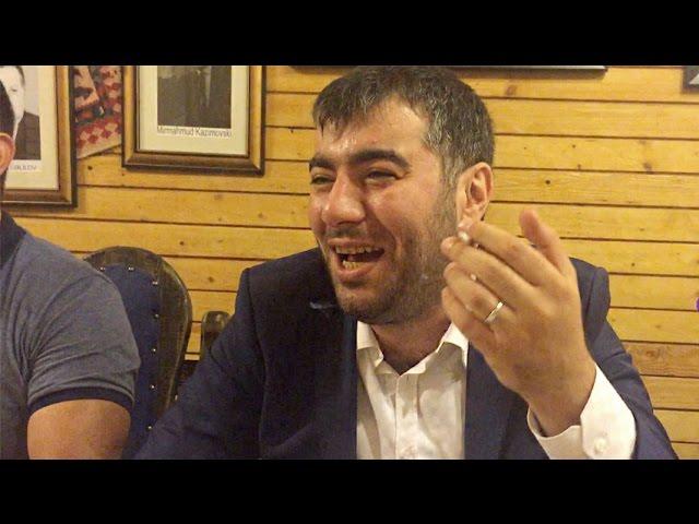 Avtomatik Bashlayaq / Reshad, Perviz, Vuqar, Orxan, Mehman, Ruslan / Stolustu Meyxana
