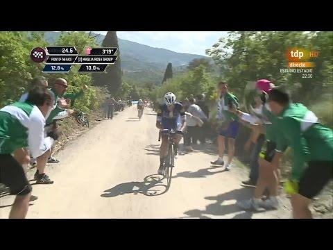 Giro de Italia 2016. Etapa 8 (HD)