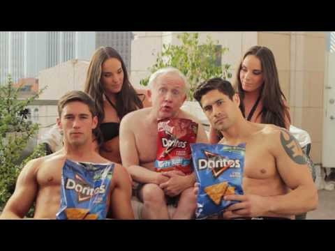 Leslie Jordan Go Bold! Doritos extended cut (with Lane Twins)
