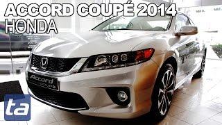 Honda Accord Coupé 2014 en Perú I Video en Full HD I Todoautos.pe