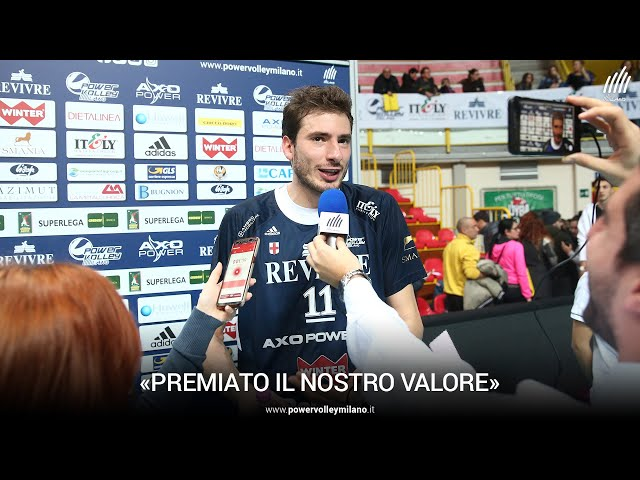 Superlega, l'intervista post Milano - Civitanova di Matteo Piano