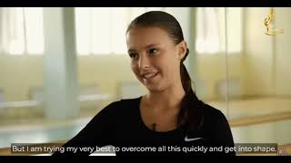 Интервью с группой Тутберидзе Косторная Щербакова Трусова Валиева ISU Skating Awards 2021