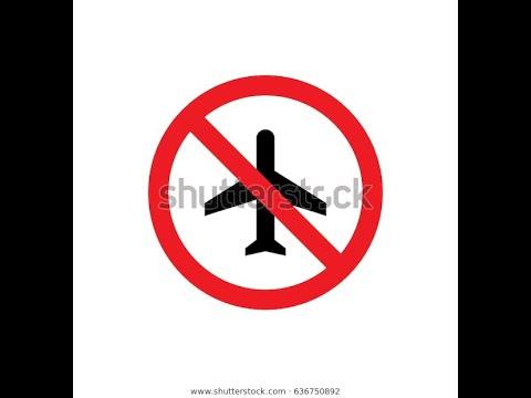 No Flight To Canada