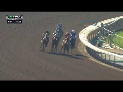 RACE REPLAY: 2016 Vanity Mile Featuring Beholder