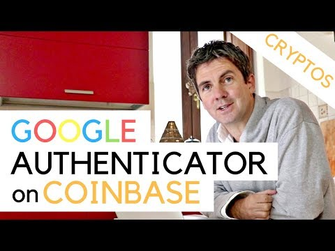 How to set up Google Authenticator (Two-Factor Authentication) on Coinbase Crypto Exchange