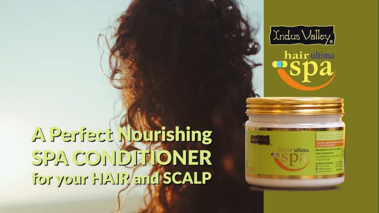 Now a complete hair care for thinning hair at home | Indus Valley Hair Spa