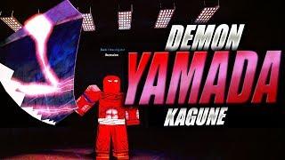 DEMON YAMADA & HINAMI KAGUNE Showcase | Ro-Ghoul | Tokyo Ghoul Roblox | iBeMaine
