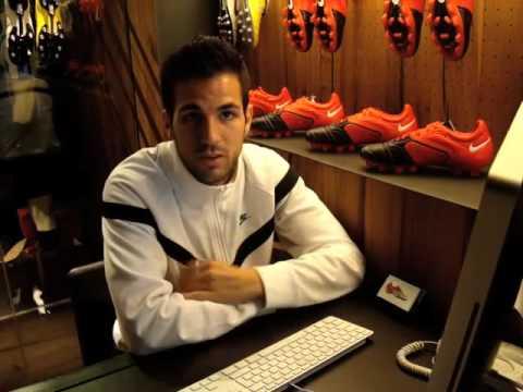 Cesc Fabregas Nike Chat Question 3