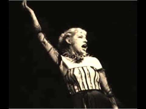 Threepenny Opera 1954,  (Complete) Lotte Lenya,  Bea Arthur,  Scott Merrill