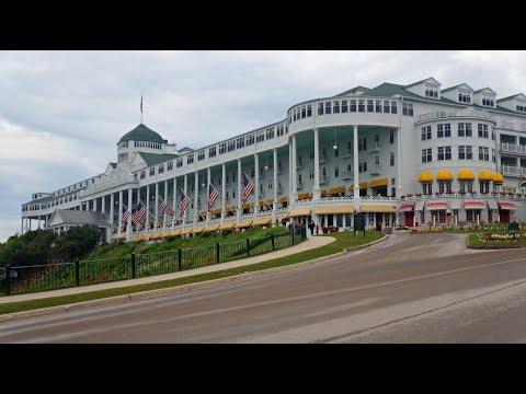 Northern Michigan/Mackinac Island Charter Bus Trip