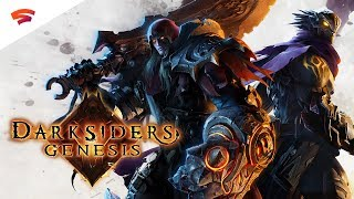 Darksiders Genesis - Official Trailer | Stadia Connect