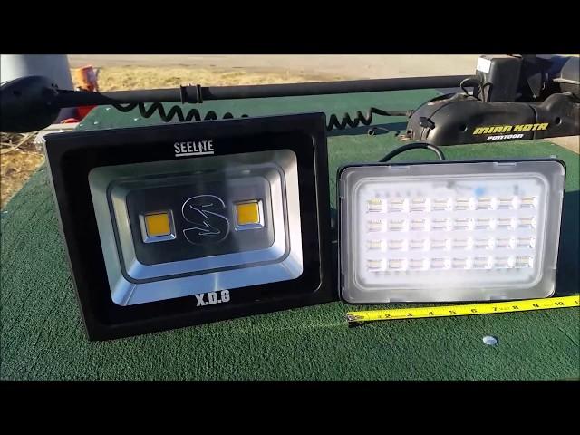 Viugreum 100w LED, Budget Friendly Bowfishing LED
