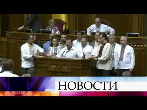 Владимир Зеленский уволил